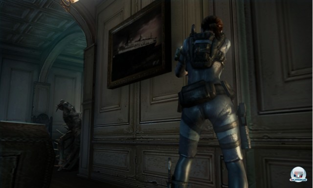Screenshot - Resident Evil: Revelations (3DS) 2230218