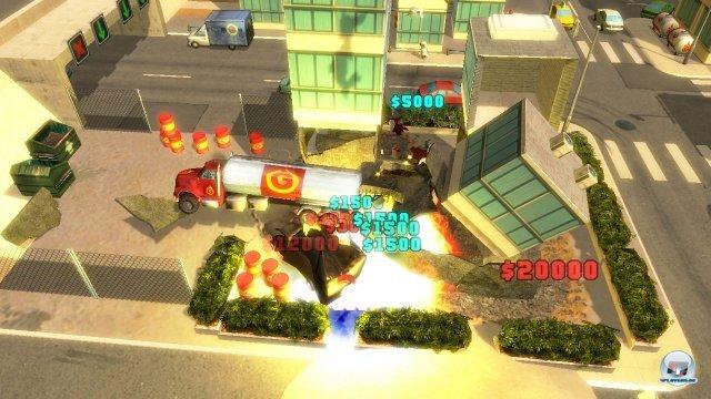 Screenshot - Demolition Inc. (PlayStation3)