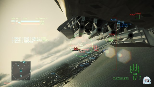 Screenshot - Ace Combat: Assault Horizon (360) 2249382