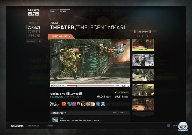 Screenshot - Call of Duty: Modern Warfare 3 (PlayStation3) 2225748