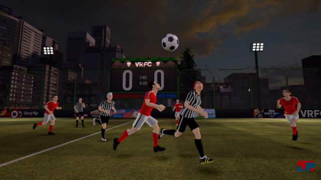 Screenshot - VRFC: Virtual Reality Football Club (HTCVive)