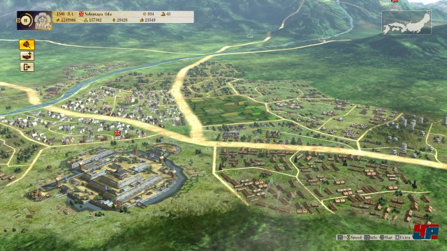 Screenshot - Nobunaga's Ambition: Sphere of Influence - Ascension (PC) 92534430