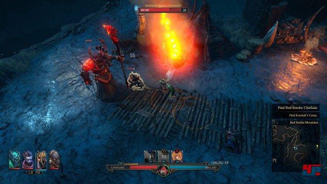 Screenshot - Shadows: Awakening (PC)