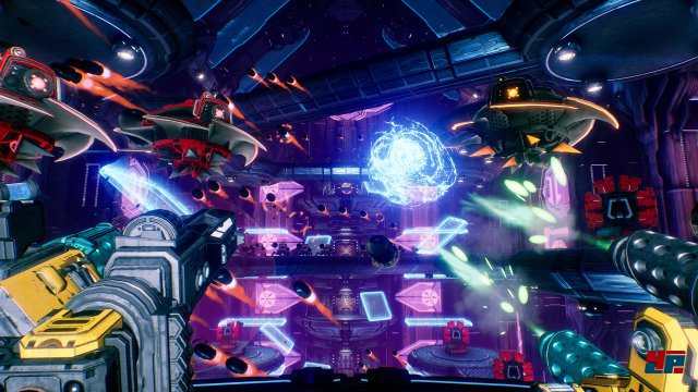 Screenshot - Mothergunship (PS4) 92569502