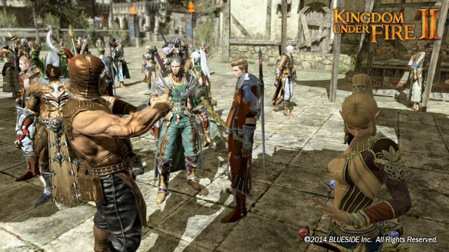 Screenshot - Kingdom under Fire 2 (PC) 92479096