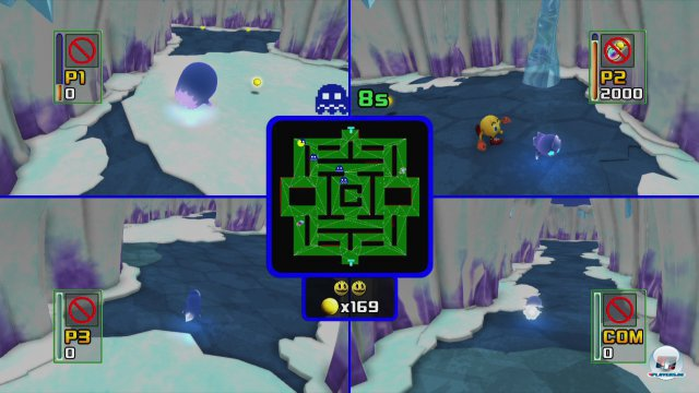 Screenshot - Pac-Man and the Ghostly Adventures (360)