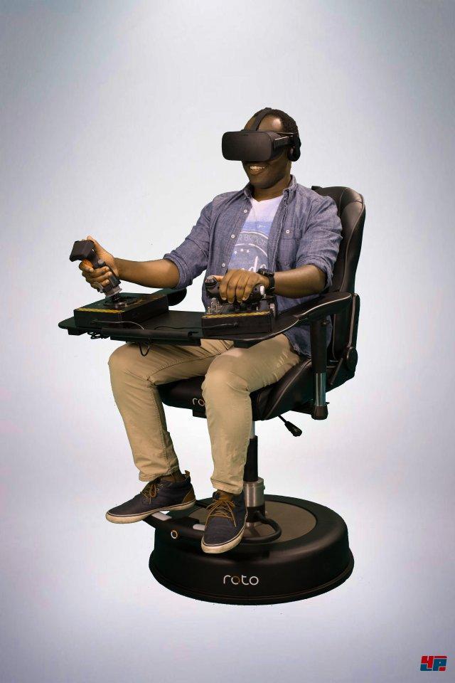 Screenshot - Virtual Reality (Android)