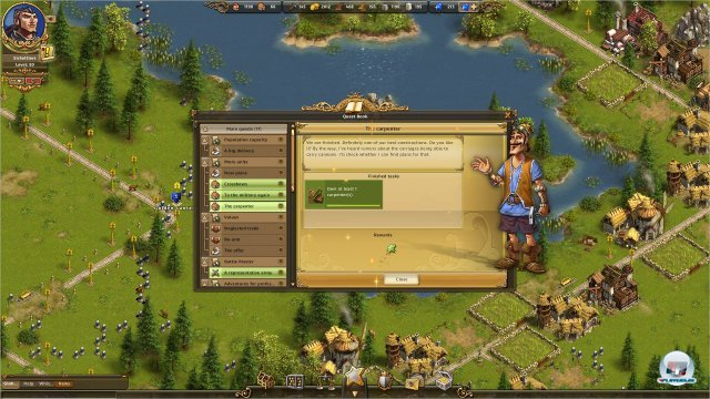 Screenshot - Die Siedler Online (PC)