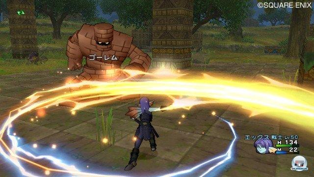 Screenshot - Dragon Quest X Online (Wii) 2370767