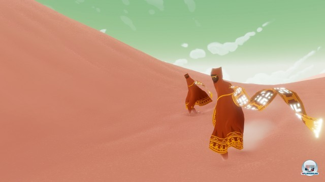Screenshot - Journey (PlayStation3) 2227544