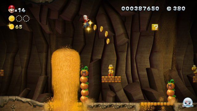 Screenshot - New Super Mario Bros. U (Wii_U) 92420482