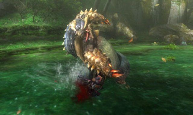Screenshot - Monster Hunter 3G (3DS) 2285282