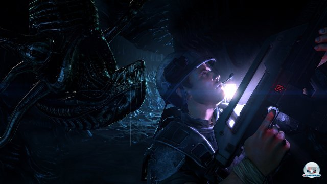 Screenshot - Aliens: Colonial Marines (360) 92399327