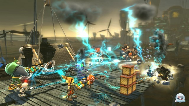 Screenshot - Ratchet & Clank: All 4 One (PlayStation3) 2217153