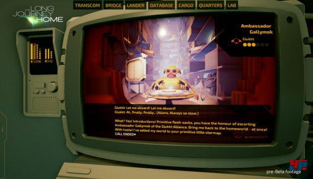 Screenshot - The Long Journey Home (PC)