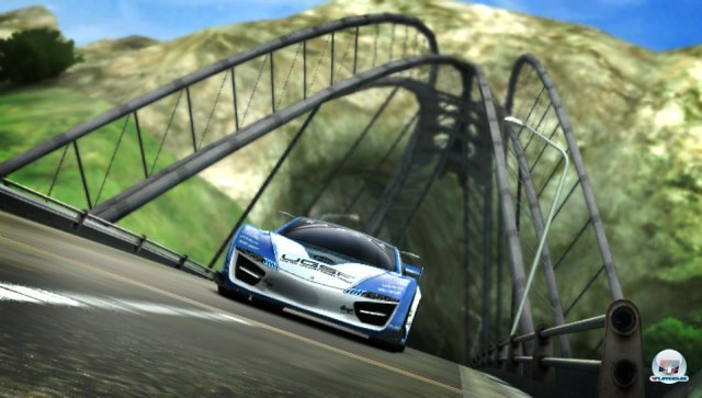 Screenshot - Ridge Racer Vita (PS_Vita) 2292647