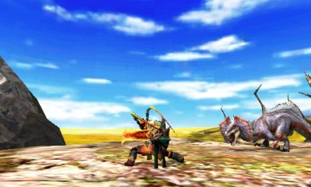Screenshot - Monster Hunter 4 (3DS) 92399097