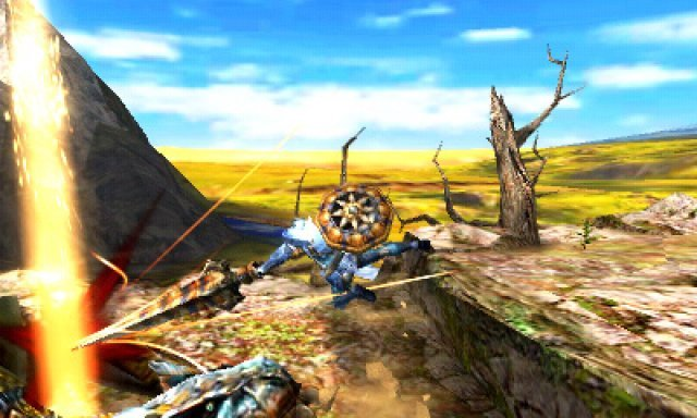Screenshot - Monster Hunter 4 (3DS) 92399137