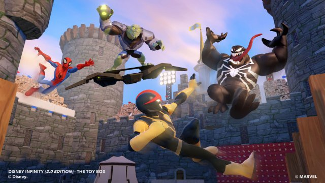 Screenshot - Disney Infinity 2.0: Marvel Super Heroes (360) 92484589