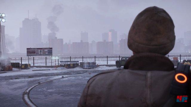 Willkommen in New York - und einem von Chaos überrannten Manhattan!
