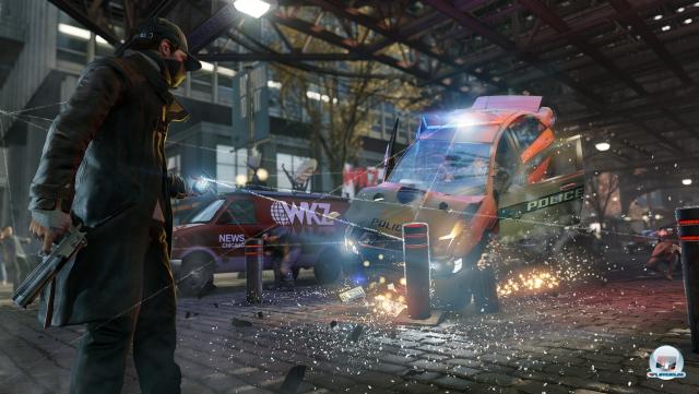 Spektakul�r war weder die Kulisse noch das Spieldesign: Ubisoft orientierte sich an GTA und verhob sich.