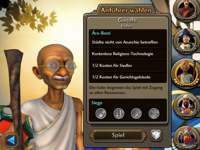 Screenshot - Civilization Revolution 2 (iPad) 92486644