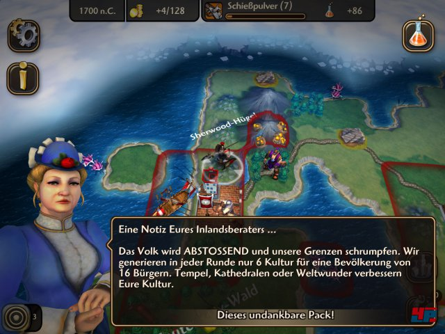 Screenshot - Civilization Revolution 2 (iPad) 92486676
