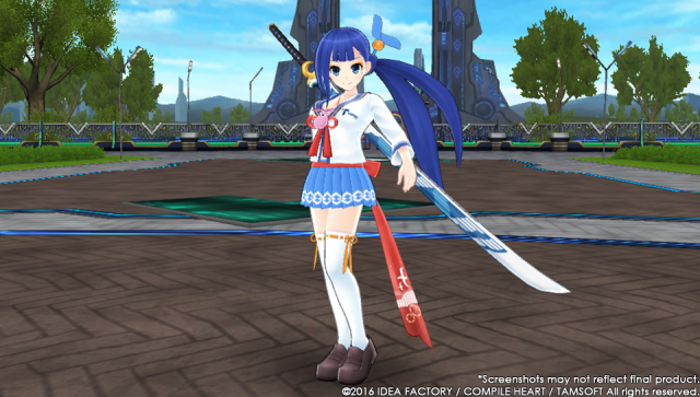 Screenshot - MegaTagmension Blanc   Neptune VS Zombies (PS_Vita) 92525110