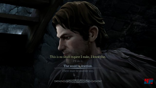 Screenshot - Game of Thrones - Episode 3: The Sword in the Darkness (iPad) 92502854