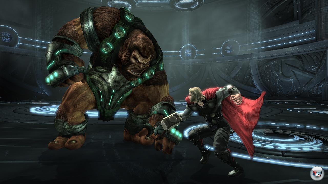 Bei den Boss-Gefechte spielt das passable Kampfsystem seine Stärken aus.