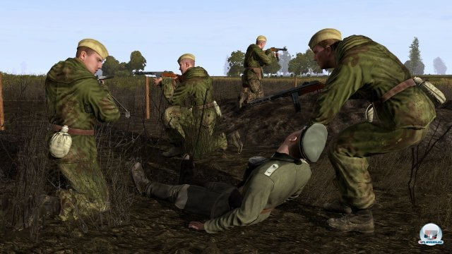 Screenshot - Iron Front - Liberation 1944 (PC) 2347287