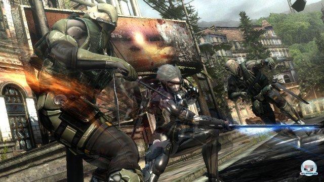 Screenshot - Metal Gear Rising: Revengeance (360) 92404272