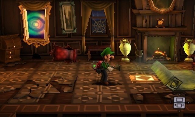 Screenshot - Luigi's Mansion 2 (3DS) 92457222