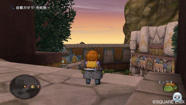 Screenshot - Dragon Quest X Online (Wii) 2273392