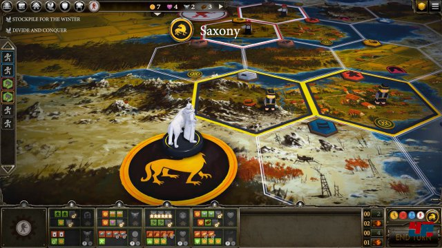 Screenshot - Scythe: Digital Edition (PC)