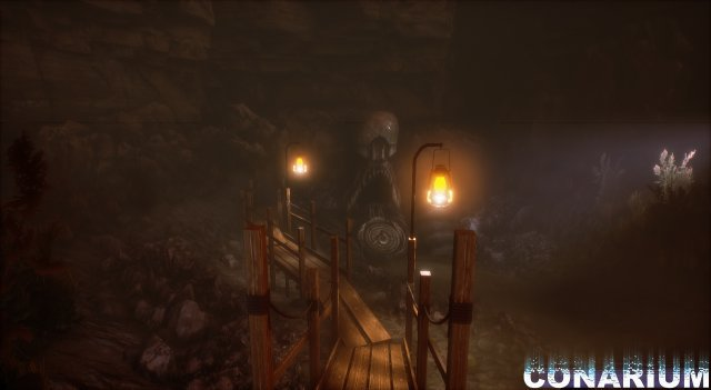 Screenshot - Conarium (PC)
