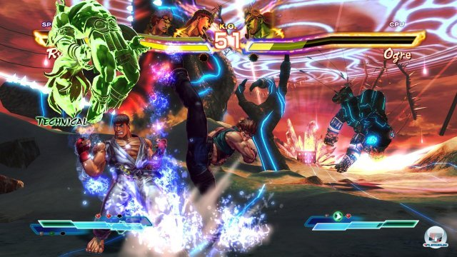 Screenshot - Street Fighter X Tekken (PC) 2351902