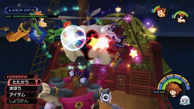 Screenshot - Kingdom Hearts 1.5 HD Remix  (PlayStation3) 92433047