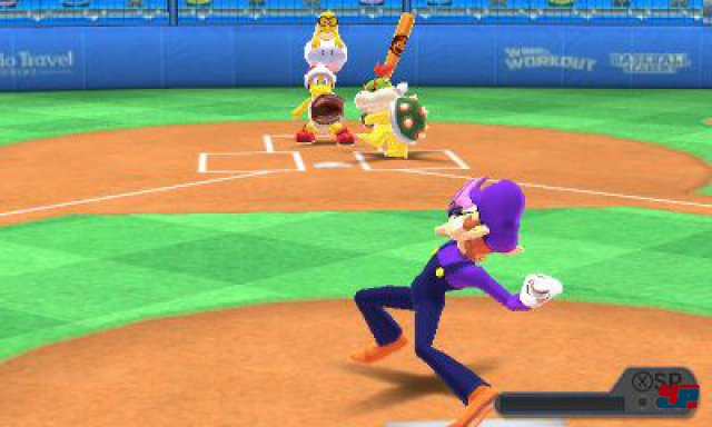 Screenshot - Mario Sports Superstars (3DS) 92542161