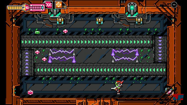 Screenshot - Blaster Master Zero (Switch)