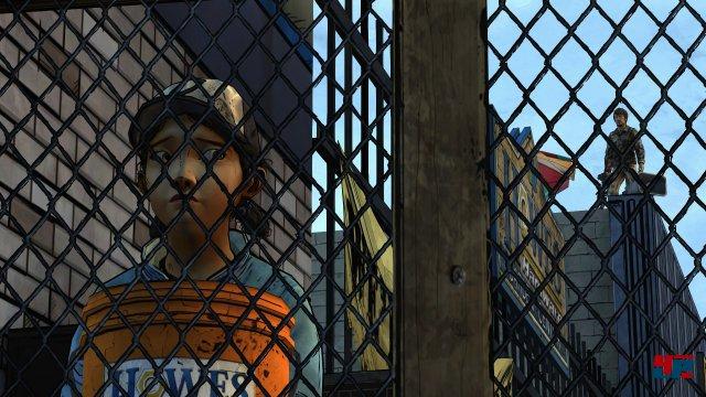 Die Gefangenen suchen nicht nur einen Ausweg, sondern auch einen gemeinsamen Nenner.