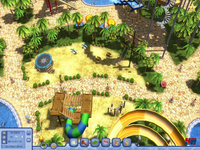 Screenshot - Water Park Tycoon (PC)