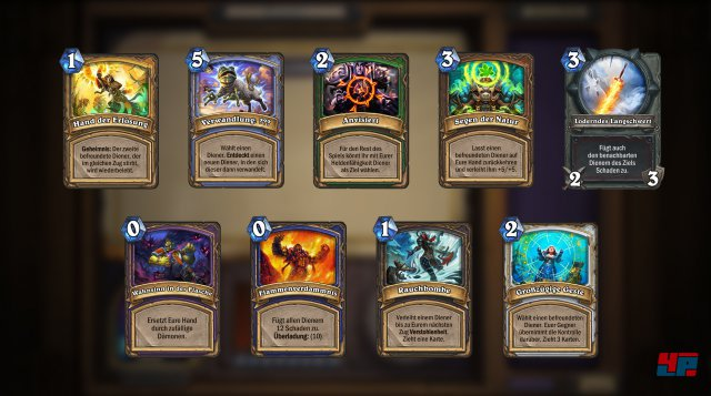 Screenshot - Hearthstone: Heroes of Warcraft (Android)