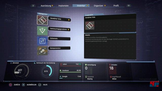 Screenshot - The Surge (PC) 92545787