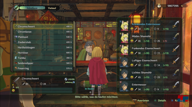 Screenshot - Ni No Kuni 2: Schicksal eines Königreichs (PC) 92559413