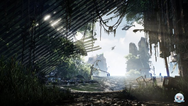 Technisch wird Crysis 3 eine Wucht!