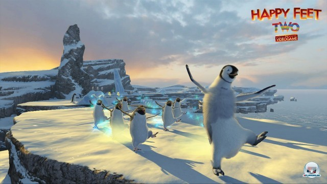 Screenshot - Happy Feet 2 - Das Videospiel (360) 2226277