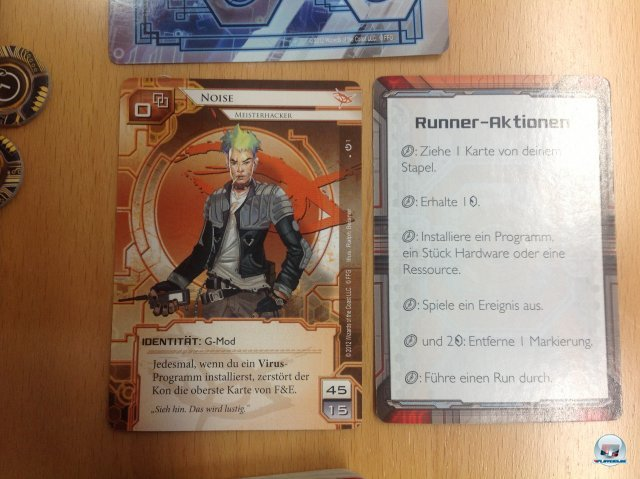 Screenshot - Android: Netrunner (Spielkultur)