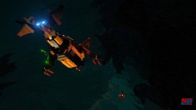 Screenshot - Descent: Underground (PC) 92501088