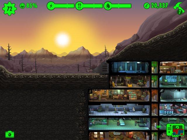 Screenshot - Fallout Shelter (Android)